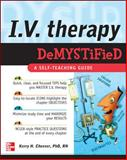 I. V. Therapy : A Self-Teaching Guide, Cheever, Kerry H., 0071496785