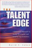 The Talent Edge, David S. Cohen, 1118206789