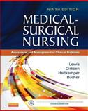 Medical-Surgical Nursing : Assessment and Management of Clinical Problems, Single Volume, Lewis, Sharon L. and Dirksen, Shannon Ruff, 0323086780