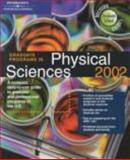 Physical Sciences 2002, Peterson's Guides Staff, 0768906784