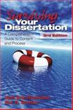 Surviving Your Dissertation : A Comprehensive Guide to Content and Process, Rudestam, Kjell Erik and Newton, Rae R., 141291678X
