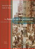 The American Experiment : A History of the United States, Gillon, Steven M. and Matson, Cathy D., 0547056788