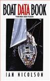 Boat Data Book, Ian Nicolson, 0924486783