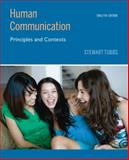 Human Communication : Principles and Contexts, Tubbs, Stewart L., 0073406783