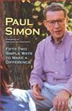 52 Simple Ways to Make a Difference, Paul Simon, 0806646780