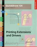 Inside Macintosh : QuickDraw GX Printing Extensions and Drivers, Apple Computers, Inc. Staff, 0201406780
