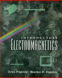 Modern Introductory Electromagnetics, Popovic, Zoya B. and Popovic, Branko D., 0201326787