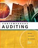 Contemporary Auditing : Real Issues and Cases, Knapp, Michael C., 0538466790