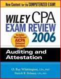 Wiley CPA Exam Review Auditing and Attestation, Delaney, Patrick R. and Whittington, O. Ray, 0471726796