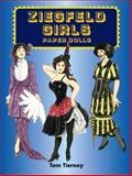 Ziegfeld Girls Paper Dolls, Tom Tierney, 0486436799