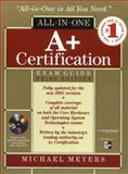 A+ All-in-One Certification Exam Guide, Meyers, Michael J., 0072126795