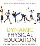 Dynamic Physical Education for Secondary School Students, Darst, Paul W. and Pangrazi, Robert P., 0321536797
