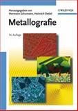 Metallographie 14a, Schumann, H, 352730679X