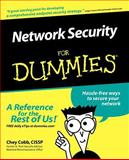Network Security for Dummies®, Chey Cobb, 0764516795