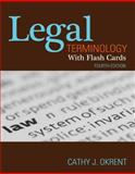 Legal Terminology with Flashcards, Okrent, Cathy, 1111136793
