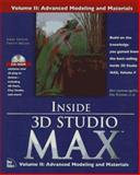 Inside 3D Studio Max : Advanced Modeling and Material Editor, New Riders Development Group Staff, 1562056794