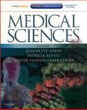 Medical Sciences, Naish, Jeannette and Revest, Patricia, 0702026794