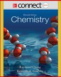Combo: Connect Plus Chemistry with LearnSmart 2 Semester Access Card for Chemistry with ALEKS for General Chemistry Access Card 2 Semester, Chang, Raymond, 1259336794