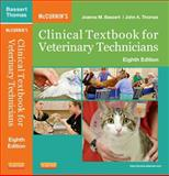 McCurnin's Clinical Textbook for Veterinary Technicians, Bassert, Joanna M. and Thomas, John, 1437726801