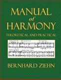 Manual of Harmony, Bernhard Ziehn, 1500456802