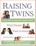 Raising Twins, Eileen M. Pearlman and Jill Alison Ganon, 0062736809