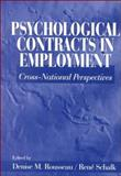 Psychological Contracts in Employment : Cross-National Perspectives, , 0761916806