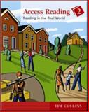 Access Reading Vol. 2 : Reading for Your World, Collins, Tim, 1413006809