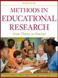 Methods in Educational Research : From Theory to Practice, Lodico, Marguerite G. and Spaulding, Dean T., 0470436808