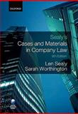 Cases and Materials in Company Law, Sealy, Len and Worthington, Sarah, 0199576807