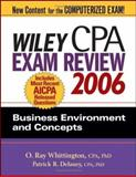 Wiley CPA Exam Review Business Environment and Concepts, Delaney, Patrick R. and Whittington, O. Ray, 047172680X