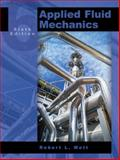 Applied Fluid Mechanics, Robert L. Mott, 0131146807