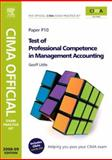 CIMA Official Exam Practice Kit: Test of Professional Competence in Management Accounting : 2008 Edition, Little, Geoffrey, 0750686804