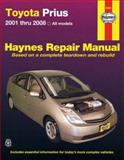 Toyota Prius, 2001-2008, Tim Imhoff and John H. Haynes, 1563926806