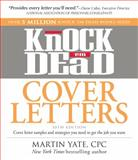 Knock 'em Dead Cover Letters, Martin Yate, 1440536805