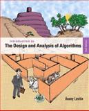 Introduction to the Design and Analysis of Algorithms, Levitin, Anany, 0132316811