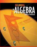 Beginning Algebra, McKeague, Charles P., 0495826812