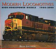 Modern Locomotives, Brian Solomon, 0785826815