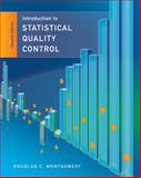 Introduction to Statistical Quality Control, Montgomery, Douglas C., 1118146816