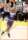 Official NBA Rules Book, Sporting News Staff, 0892046813