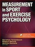 Measurement in Sport and Exercise Psychology with Web Resource, , 0736086811