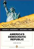 America's Democratic Republic, Greenberg, Edward S. and Page, Benjamin I., 0205646816
