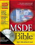 MSDE Bible, David C. Walls and Denise M. Gosnell, 0764546813