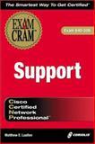 CCNP Support Exam Cram, Matthew LuAllen, 1576106810