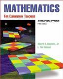 Mathematics for Elementary Teachers 9780072346817