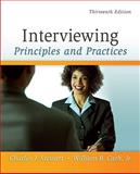 Interviewing : Principles and Practices, Stewart, Charles J. and Cash, William B., 0073406813
