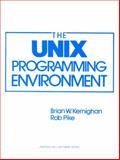 The UNIX Programming Environment, Kernighan, Brian W. and Pike, Robert, 013937681X