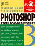 Photoshop 3 Training Combo for Macintosh, Weinmann, Elaine and Lowrekas, Peter, 0201886812