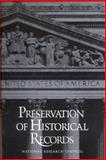 Preservation of Historical Records 9780309036818