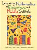 Learning Mathematics in Elementary and Middle Schools, Cathcart, George and Pothier, Yvonne M., 0130116815
