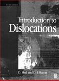 Introduction to Dislocations 9780750646819
